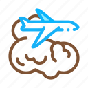 change, climate, clouds, ecology, flies, global, plane
