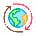 change, climate, ecology, global, planet, rotation, warming