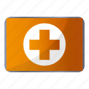 aid, box, doctor, emergency, first, kit