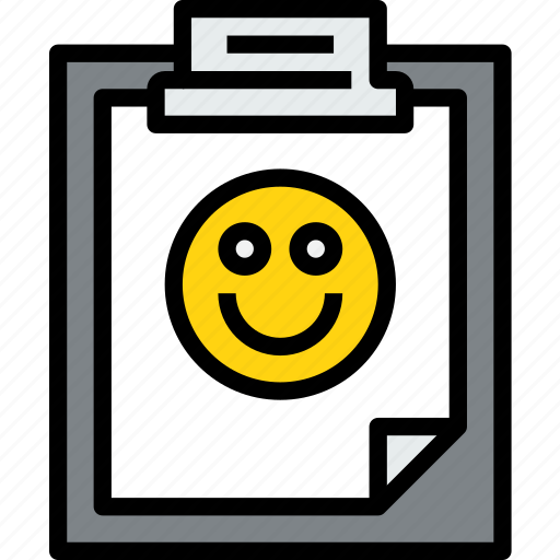business, clipboard, data, document, file, good, paper icon