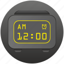 alarm, clocks, time, watches icon