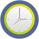 bright, clocks, time, watches icon