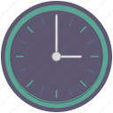 clocks, modern, style, time, watches icon