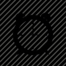clock, ring icon
