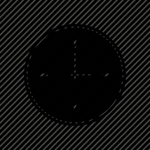 clock, wall icon