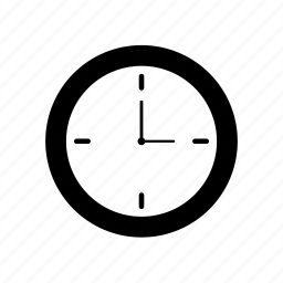 clock, pos, wall icon