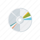 disc, dvd, entertainment, movie, video icon