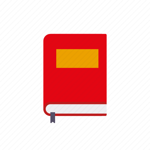 book, bookmark, education, homework, knowledge, learning, school icon