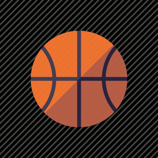 ball, basketball, education, school, sports, team, university icon
