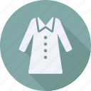 accessories, cloth, clothes, clothing, man, robe, woman icon