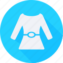 accessories, belt, cloth, clothes, clothing, dress, man, woman icon