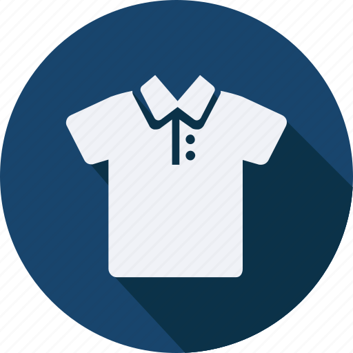 accessories, cloth, clothes, clothing, man, poloshirt, woman icon