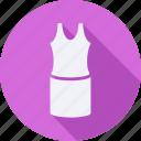 accessories, cloth, clothing, man, skirt, tshirt, woman icon
