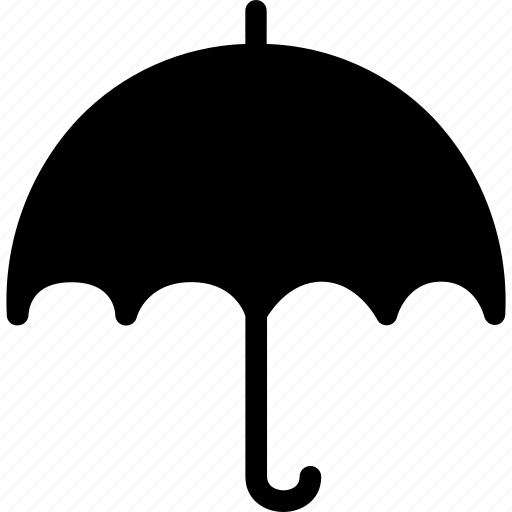 accessories, clothes, clothing, dress, man, umbrella, woman icon