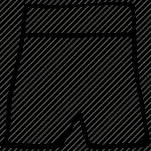 knicker, underpants icon