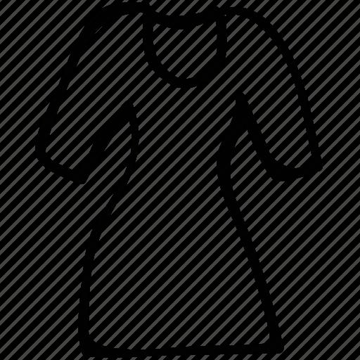 blouse, clothing, shirt, women's icon