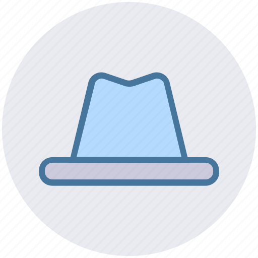 fashion, gentleman, hat, hipster, style, top hat icon