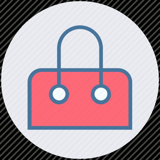 bag, ladies bag, ladies purse, purse, shopping bag, woman's purse icon