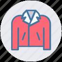 boy, clothes, coat, fashion, jacket, man icon