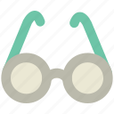 eye frame, eyeglasses, eyewear, glasses, goggles, specs, spectacles icon