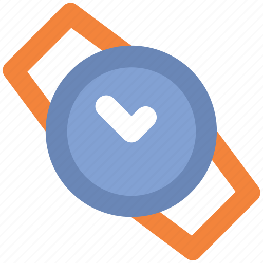 Clockwise, time, timepiece, timer, timing, watch, wrist watch icon - Download on Iconfinder