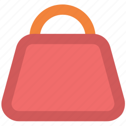 bag, hand bag, hand purse, ladies handbag, ladies purse, purse, shoulder bag, woman hand bag icon