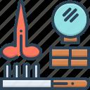 accessories, dryer, hairdresser, instrument, modern, modern instrument, tools