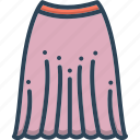 clothes, dress, fashion, female, skirt, stylish