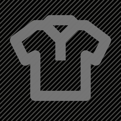 apparel, clothing, fashion, polo, shirt, style, wear icon