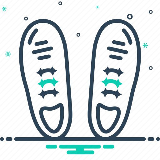 Exercise, fashion, footwear, shoes, sneakers icon - Download on Iconfinder