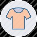 clothe, clothing, fashion, man, t shirt, wear icon