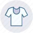 clothe, clothing, fashion, man, t shirt, wear icon