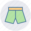 clothe, fashion, jeans, nicker, short pent, shorts icon