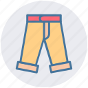 clothe, fashion, jeans, man, trouser, wear icon