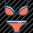 gymnastics, lingerie, swimwear, underwear