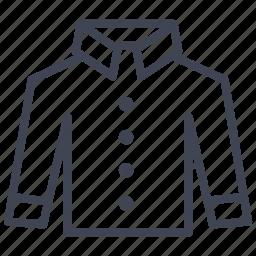 clothes, clothing, fashion, formal, shirt icon