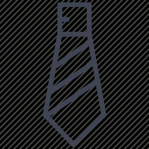 fashion, necktie, suit, tie, uniform icon