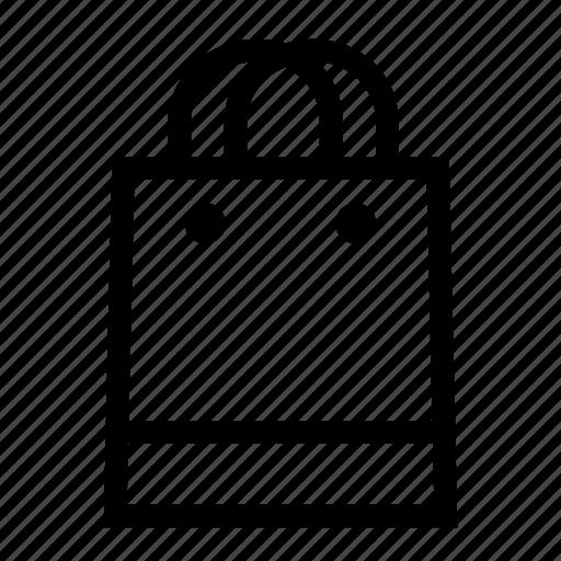 bag, bagful, handbag, purse icon