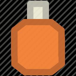 adornment, aroma, fragrance, perfume, perfume bottle, scent, spray icon