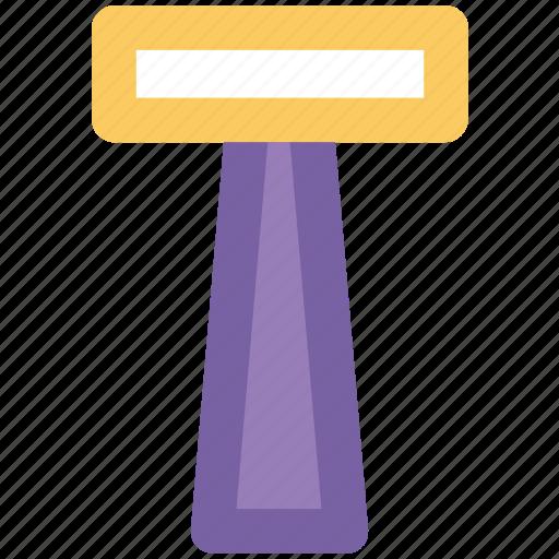 Hair accessories, hair salon, razor, safety razor, shaver, shaving safety icon - Download on Iconfinder