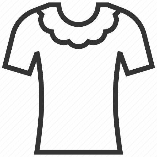 clothes, collection, fashion, shirt, sweater, wear icon