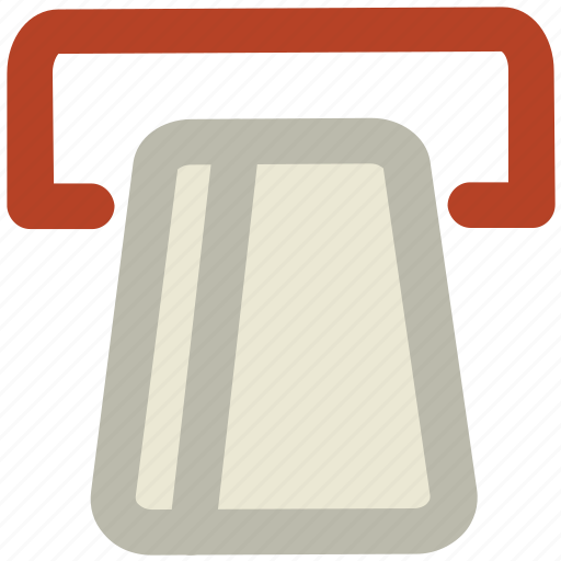 Atm, atm withdrawal, cash withdrawal, payment withdrawal, transaction icon - Download on Iconfinder