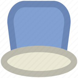 hat, magic, magic hat, magic top hat, magic wand hat, magician, magician cap, magician hat, magician top hat icon