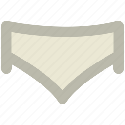 pantie, skivvies, underclothes, undergarments, underpants, underthings, undies icon