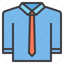 clean, clothes, fashion, garment, shirt, uniform icon