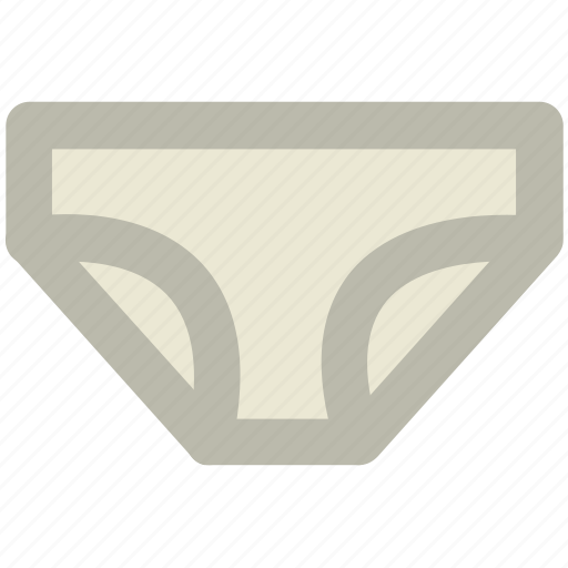 pantie, skivvies, underclothes, undergarments, underthings icon