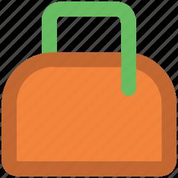 bag, hand bag, ladies purse, purse, shoulder bag, woman hand bag icon
