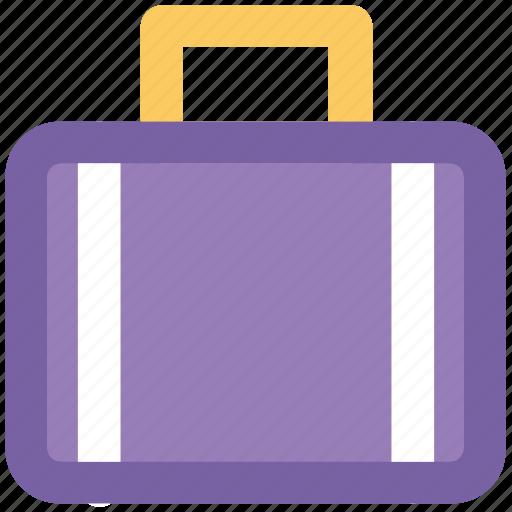 Bag, briefcase, luggage, portfolio, suitcase icon - Download on Iconfinder