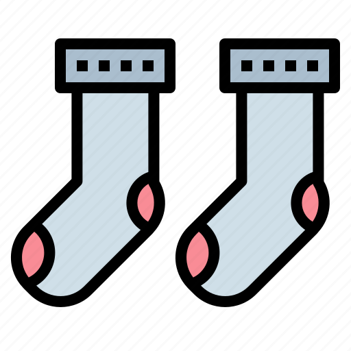 Clothing, fashion, feet, sock icon - Download on Iconfinder