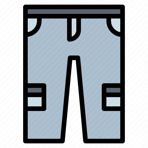 Clothes, fashion, pants, trousers icon - Download on Iconfinder
